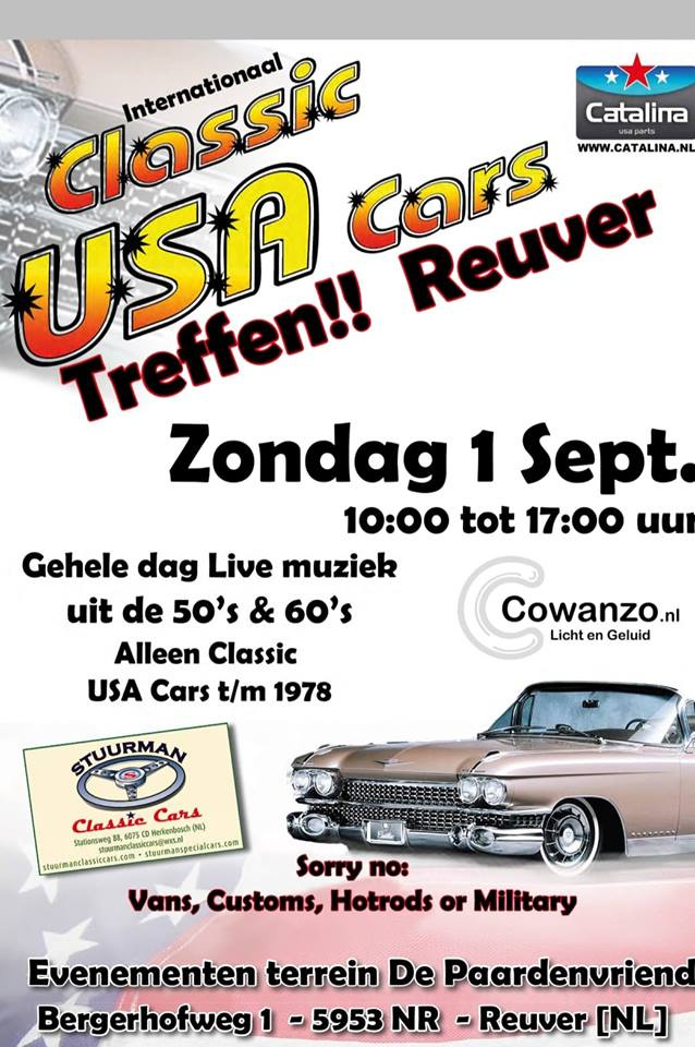 Int.Classic USA Car Treffen