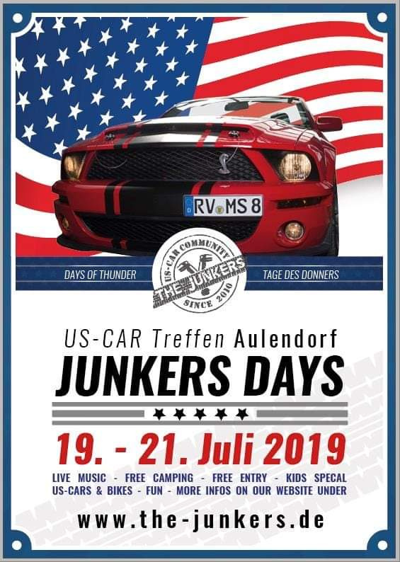 The Junkers Days - Tge Des Donners