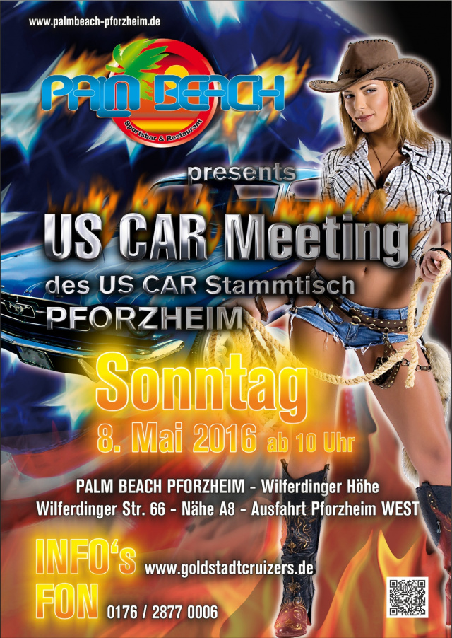 13. US Car Treffen der GoldstadtCruizers