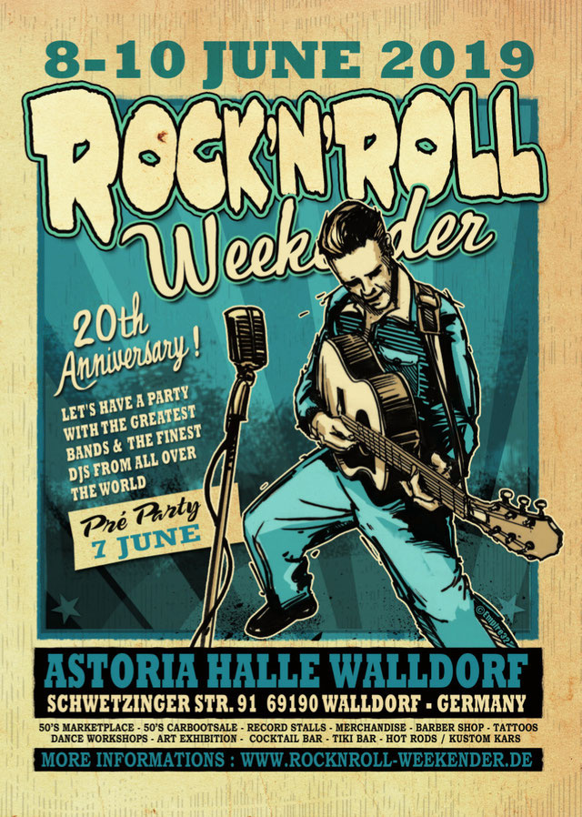 20. Walldorf Rock'n'Roll Weekender
