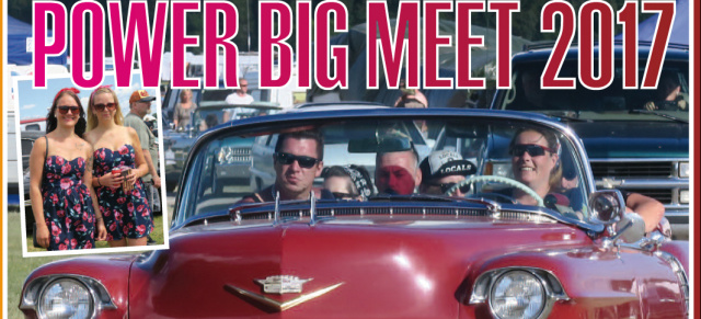 6.-8 Juli: Power Big Meet - jetzt in Lidköping
