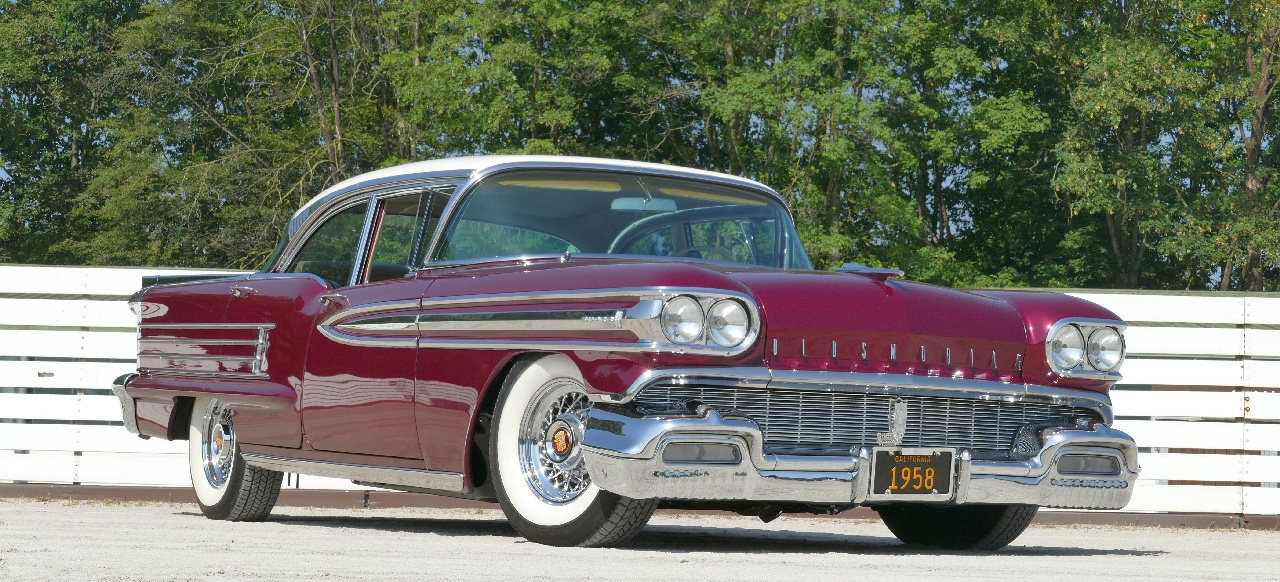 1958er Oldsmobile Super Eighty Eight Custom: Wiederholungstäter