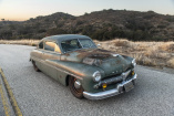 Electric Vintage   : 1949er Mercury mit Patina und Tesla Technik