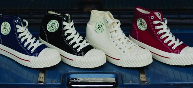 meet fab0b 20e0f Coole Schuhe für US-Car Fans: Burn-Out Sneaker von Rumble59 ...