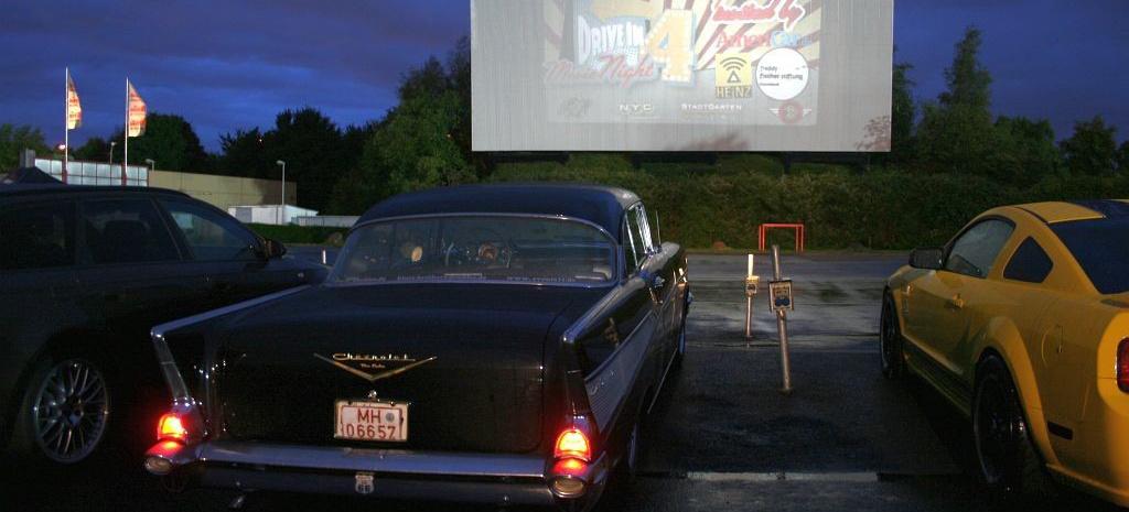 5th drive in movie night autokino essen umsonst. Black Bedroom Furniture Sets. Home Design Ideas