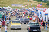 So war's: 7. US Car Convention (USCC), 7.-9. Juli, Dresden