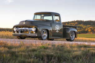 "Ringbrothers: 1956er Ford F100 Pickup ""Clem 101"""