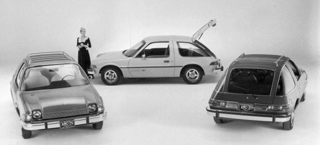 Happy Birthday!: 40 Jahre AMC Pacer