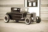 Ruhrpott Rumbler: 31er Ford Model A Rat Rod