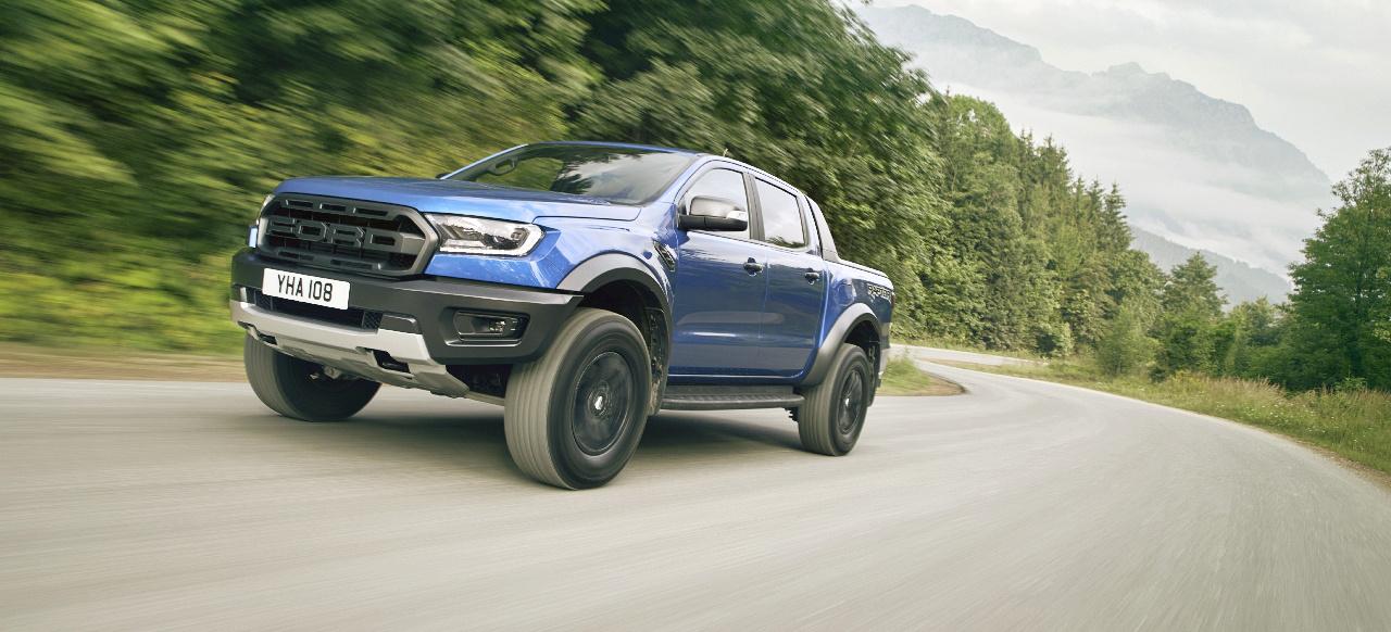 Gamescom Köln: Ford Ranger Raptor debütiert in Europa - News ...