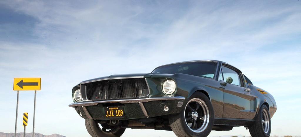 Gateway Buick Gmc >> McQueens Ford Mustang Bullitt neu aufgelegt: Gateway ...