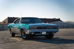 Aus Frankreich: 1968er Dodge Charger: French Connection