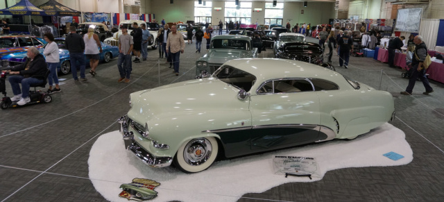 25.-27. Januar: 70th Grand National Roadster Show