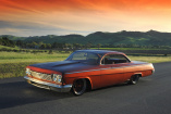 1962er Chevrolet Bel Air: Bubble Top Custom