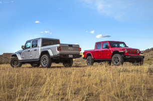 New Jeep Hero: 2020 Jeep Gladiator