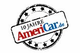 Happy Birthday: 10 Jahre AmeriCar.de