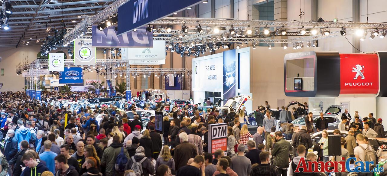 26.11-4.12.: : Essen Motor Show: Europas führende Messe