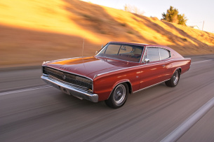1967er Dodge Charger als Resto-Mod: Friday Night Cruiser