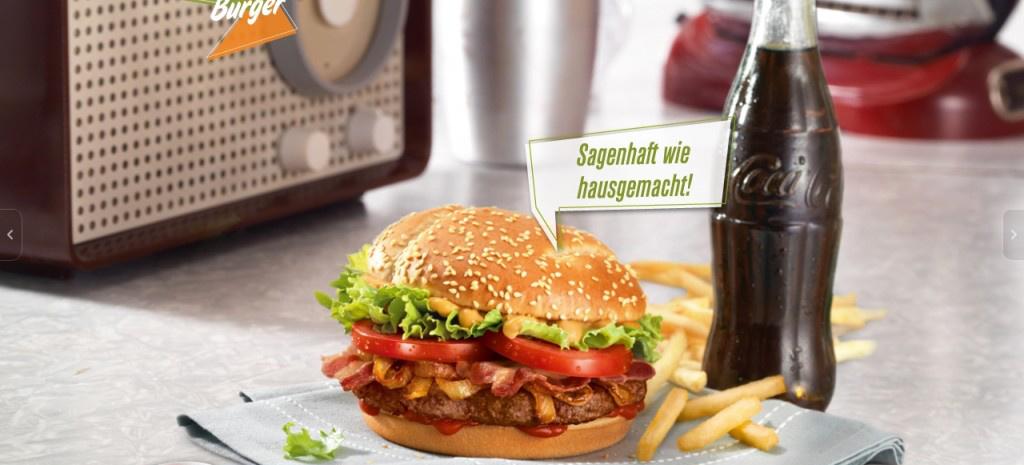 Mcdonalds Neuer Burger
