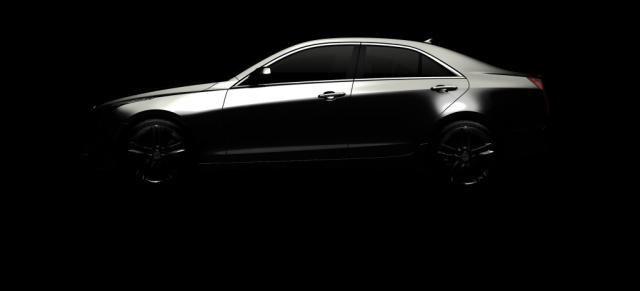 teaser: cadillac ats - das neue mittelklasse-us-car & xts kommt