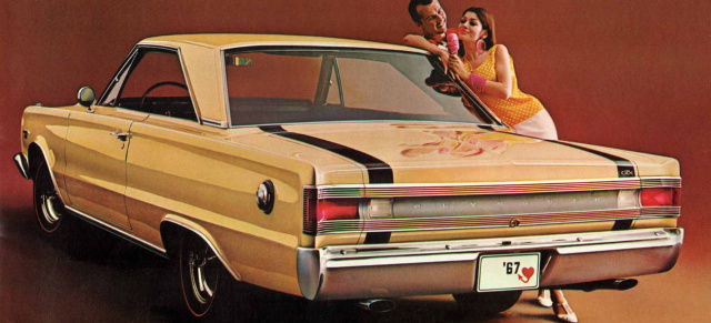 Happy Birthday!: Plymouth GTX - 50th Anniversary