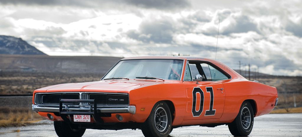 Movie Star Dukes Of Hazzard Charger 1969 Dodge Charger