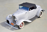 Sixties Style: 1932er Ford Roadster im Sechziger Jahre Look