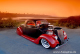 Rod oder Custom?: Das besondere US-Car: 1936 Ford Ford 3 Window Coupe// Fotos: Peter Linney
