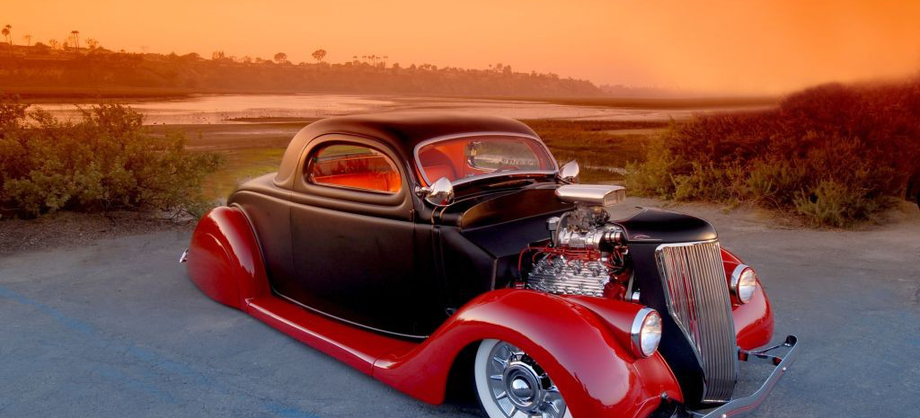 Fotos De Charger >> Rod oder Custom?: Das besondere US-Car: 1936 Ford Ford 3 Window Coupe// Fotos: Peter Linney ...