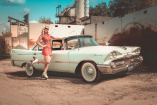 Mint - aber nicht mint condition: Pretty in Mint - 1959 Dodge Coronet