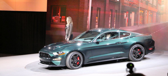 News from Detroit!: Alle US-Car Neuheiten von der North American International Auto Show (NAIAS) in Detroit 2018