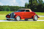 "1933er Ford Roadster Custom von Roy Brizio: Tangerine Dream Der ""Fraudster Roadster""? -"