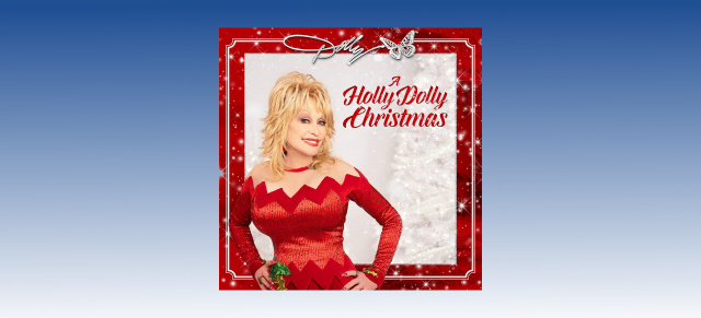 Weihnachtsmusik: Dolly Parton - A Holly Dolly Christmas