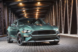 A Star Is Reborn: 50th Anniversary Ford Mustang Bullitt