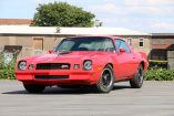 Eighties Racer: Dieser 1978er Camaro Z28 hat es in sich !