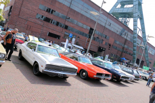 3. August: Mopar Nationals, Herten