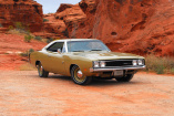 1969er Dodge Charger 500: Rare (Numbers Matching) Mopar