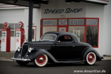 Hot Wheels Hot Rod : Amerikanisches Auto á la Hot Wheels: 1936 Ford Deluxe Three-Window Custom Coupe