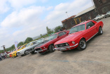 So war's:: 37. Internationales Mustang-Meeting am LWL Industriemuseum Henrichshütte, Hattingen, 19.-20.05.2018