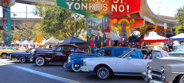Cinco de Mayo 2018 Lowrider Festival: Ridin' Low in Lower California