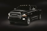 Der luxuriöste Ram Pickup aller Zeiten: 2018 Ram 1500/2500 Limited Tungsten Edition