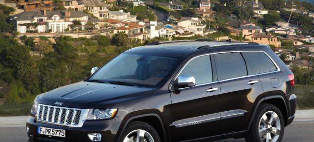 jetzt auch mit diesel neuer jeep grand cherokee neue. Black Bedroom Furniture Sets. Home Design Ideas
