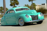 Made by Custom-Car Bauer und TV-Star Rick Dore: 1940 Mercury Coupe Custom