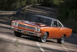 BEEP, BEEP!: 1969er Plymouth Road Runner