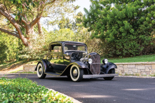 1932er Ford Three-Window Coupe: Exceptional Deuce