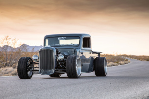 SMG Motoring x Factory Five Racing: 1935er Hot Rod Truck
