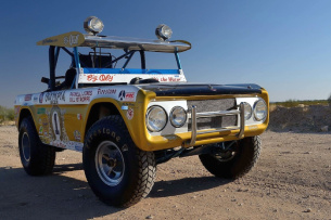 "Parnelli Jones' berühmter ""Big Oly"" Ford Bronco Baja Racer"