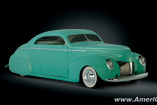 Rick's Custom: 40er Mercury Custom by Rick Dore : Kult-Custom Car neu interpretiert