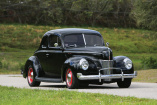 1940 Ford Coupe Custom: Understatement Statement