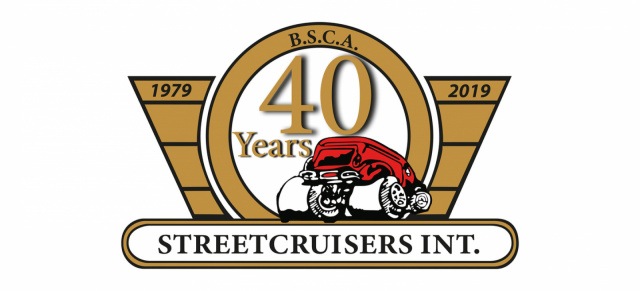 Happy Birthday!: 40 Jahre BSCA Streetcruisers Int.